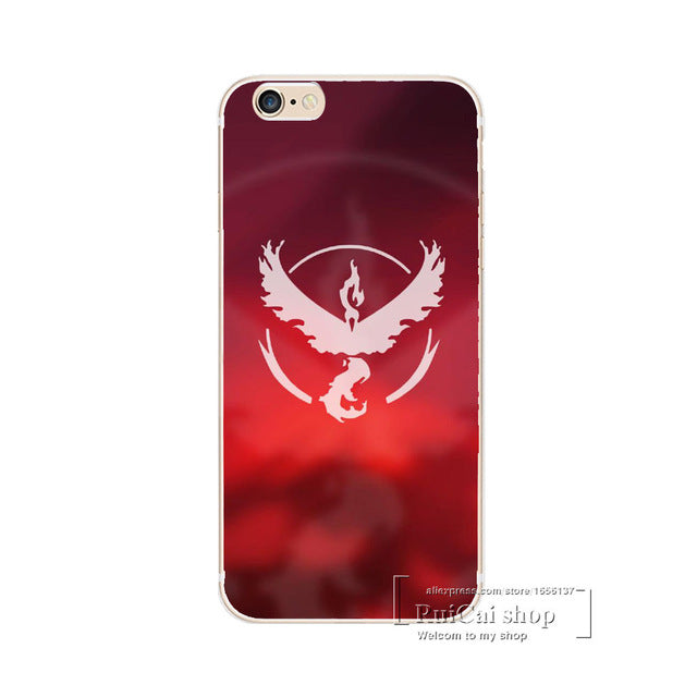 Team Valor iPhone Case  (Premium)