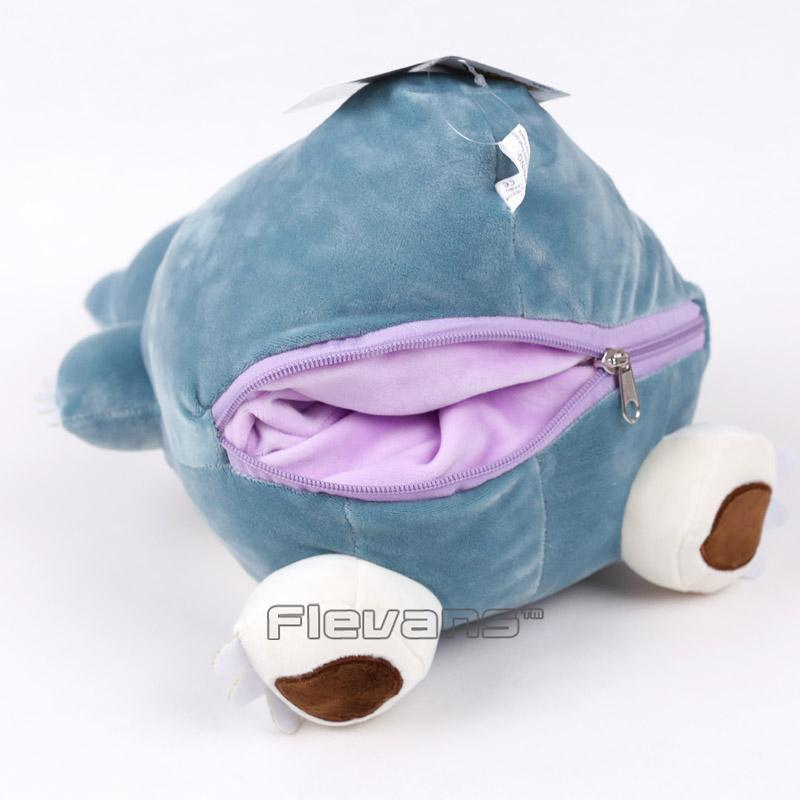 Ditto Snorlax Inside-Out Cushion 30cm