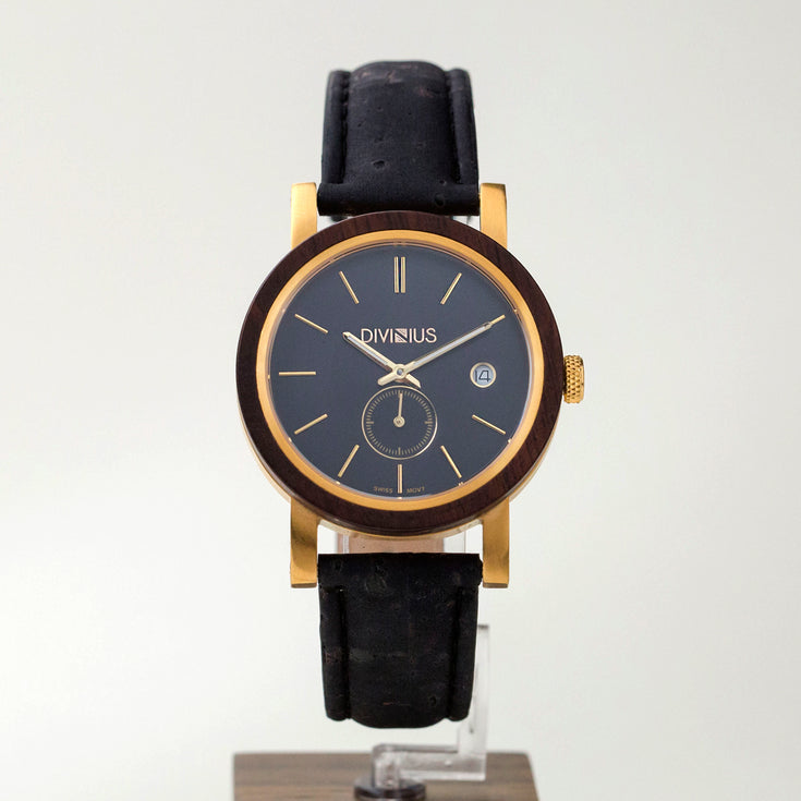 Golden Leadwood | Night Black