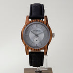 Load image into Gallery viewer, Silver Zebrawood | Night Black Add On