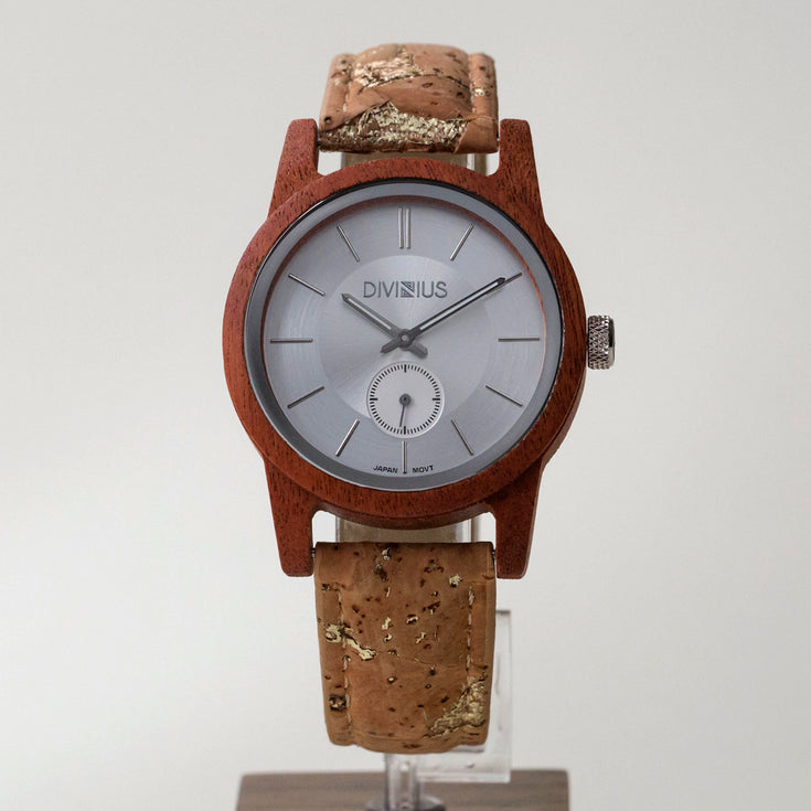 Silver Rosewood | Golden Cork Add On