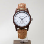 Load image into Gallery viewer, Silver Walnut | Golden Cork