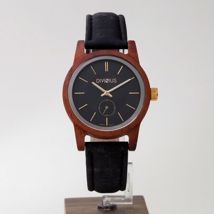 Gold Rosewood | Night Black Add On