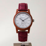 Load image into Gallery viewer, Silver Rosewood | Wine Red Add On