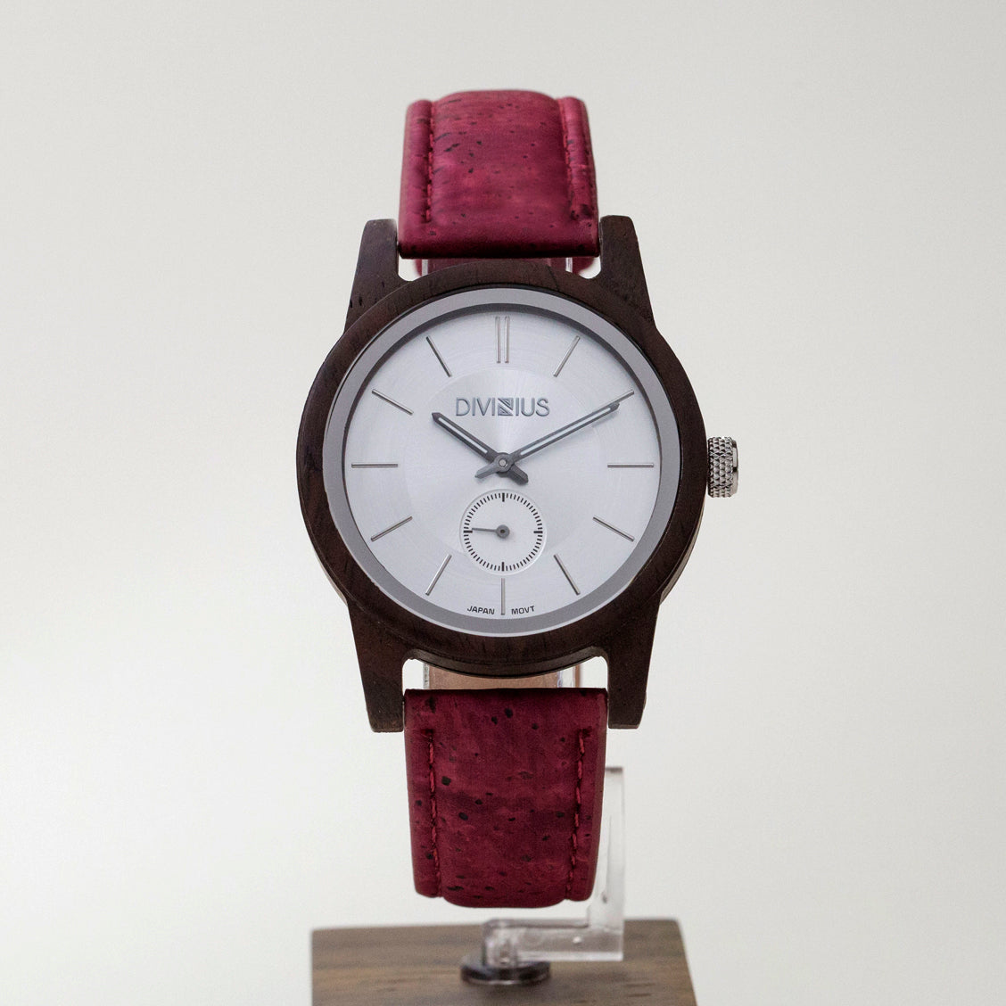 Load image into Gallery viewer, Silver Leadwood | Wine Red