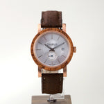 Load image into Gallery viewer, Rose Gold Teak | Brown