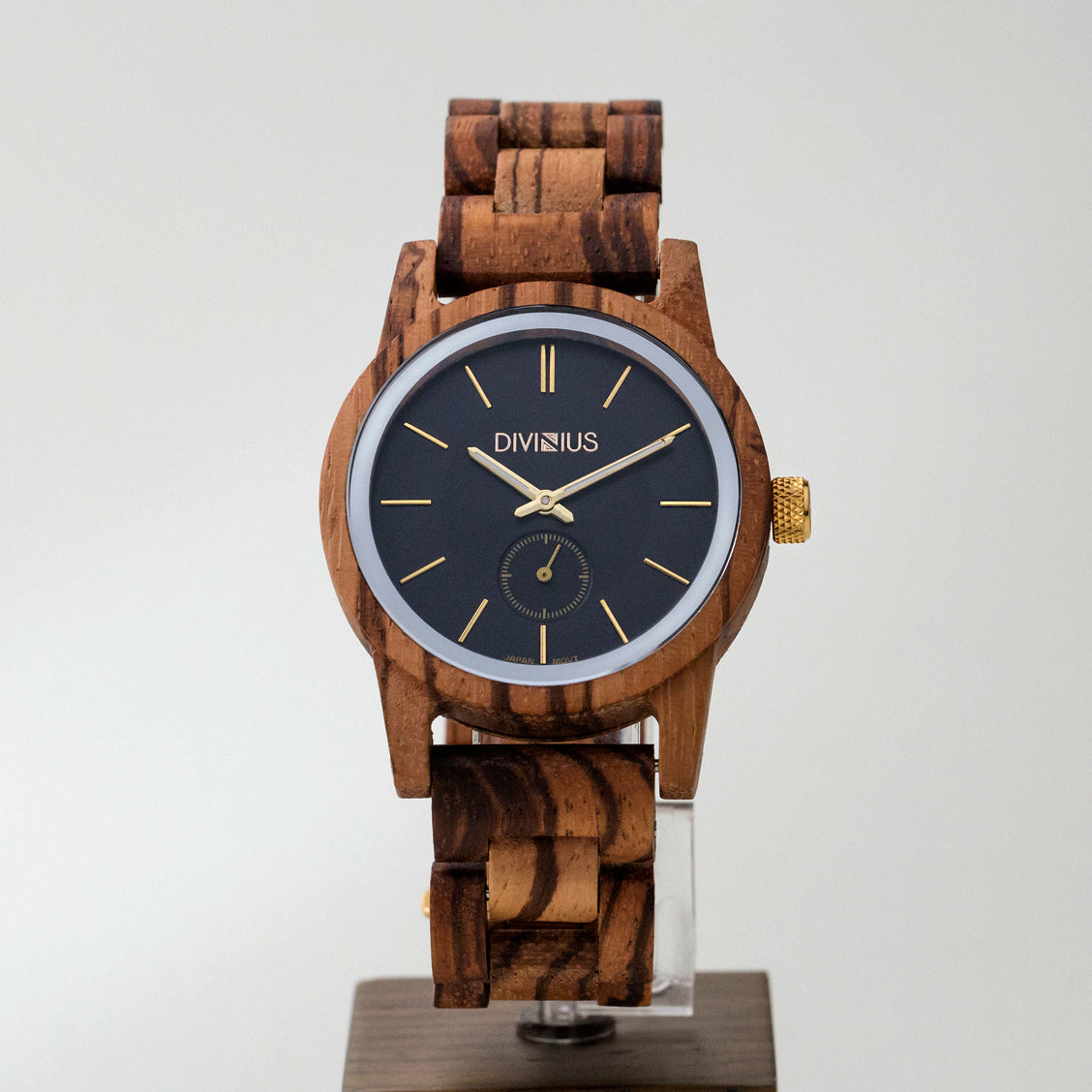Load image into Gallery viewer, Gold Zebrawood | Zebrawood Included