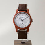 Load image into Gallery viewer, Silver Rosewood | Brown Add On