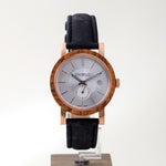 Load image into Gallery viewer, Rose Gold Teak | Night Black