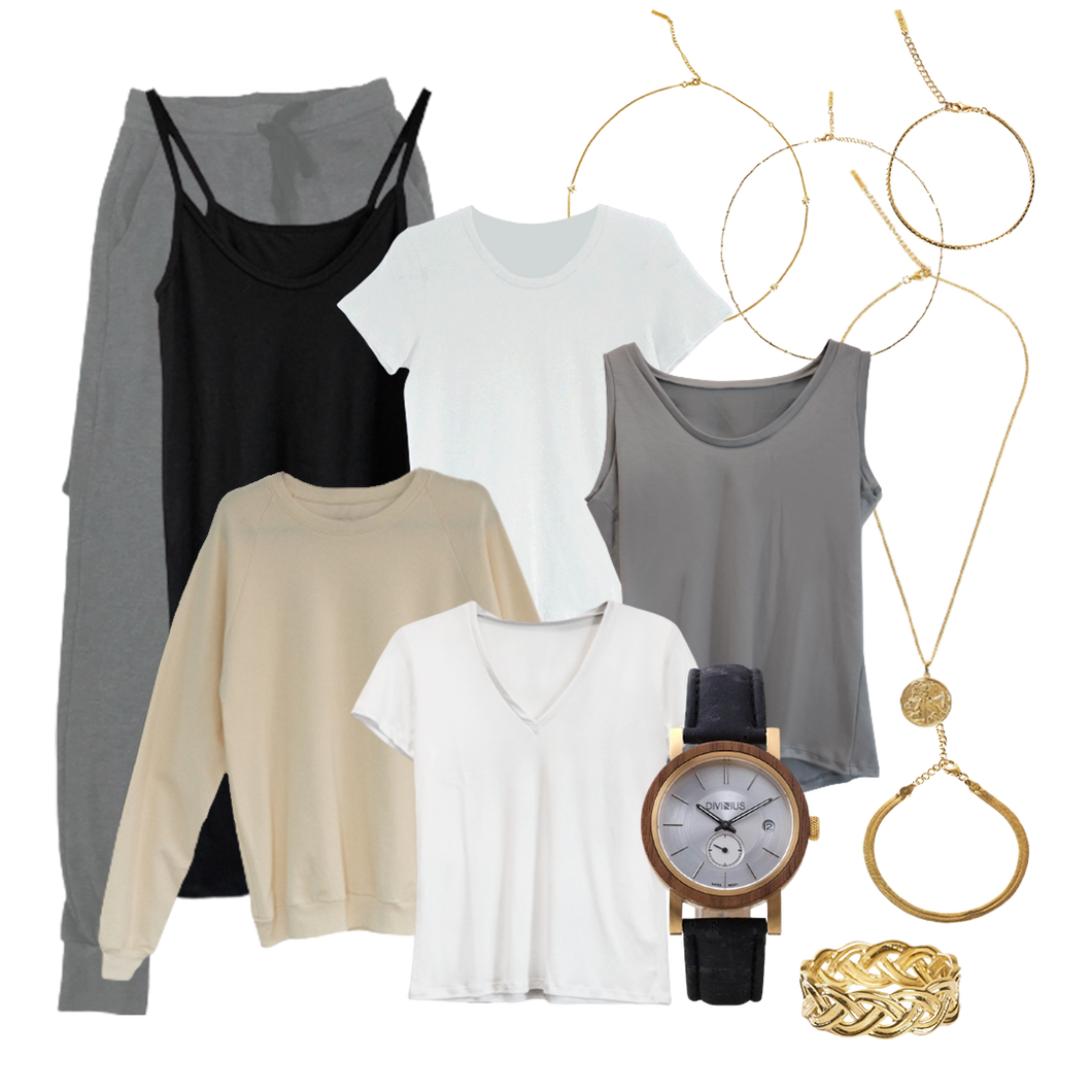 Sarah Therese Clothing & Accessories Bundle: $997(Save up to $313)