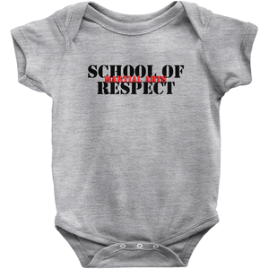 School of Respect Onesie