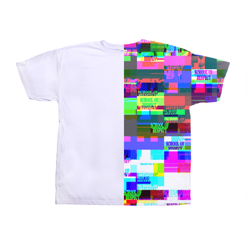 Glitch SOR Fashion T-Shirts