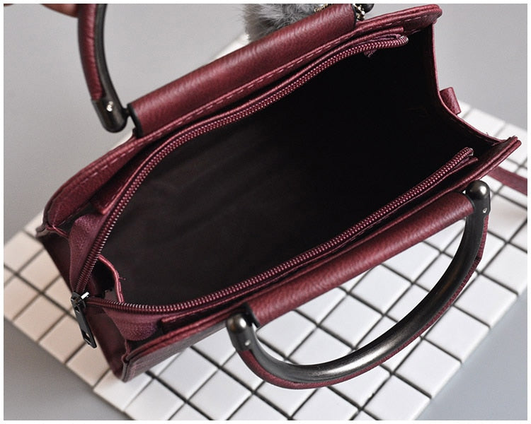 Women Bag Shoulder Leather