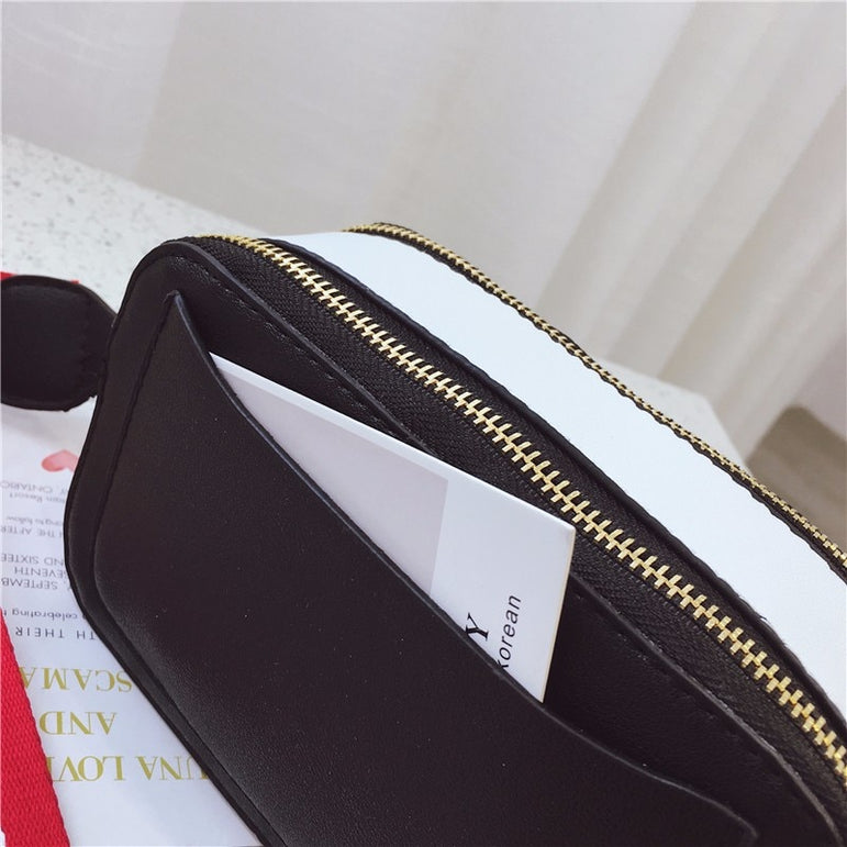 Clutch Strap Shoulder Messenger Bag