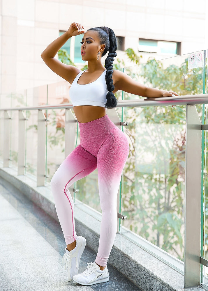 Sport Leggings Fitness Women Gym Tights
