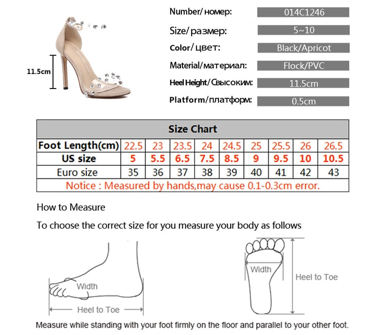 how to measure your size