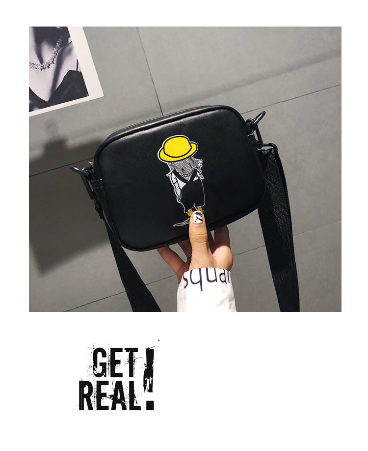 Casual Fashion Messenger Bag