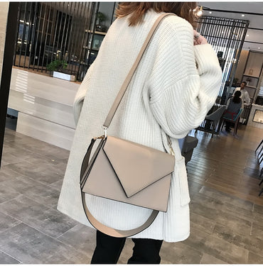 Casual Square European Handbag