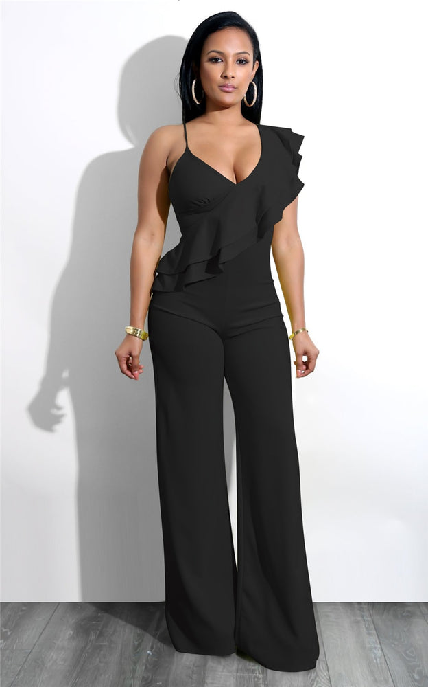 Off shoulder Elegant stylish jumpsuit