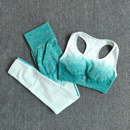 Yoga Set Sports Bra