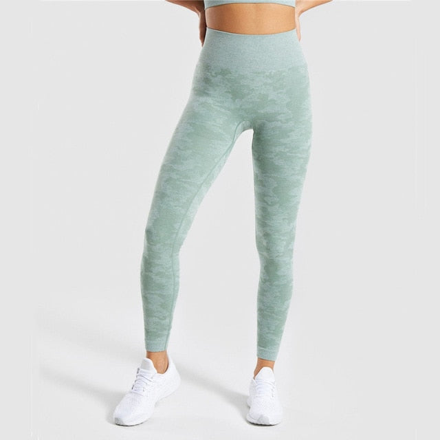 Leggings Women High Waist Push Up