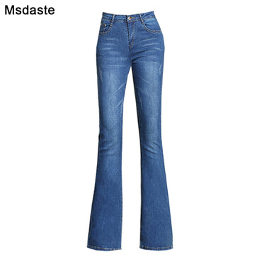 Denim Trousers Flare Pants Jeans