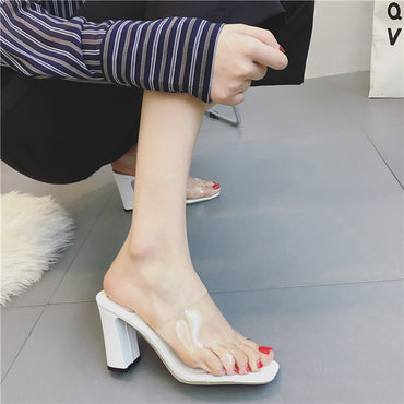 Shoes Peep Toe Sandals Ladies