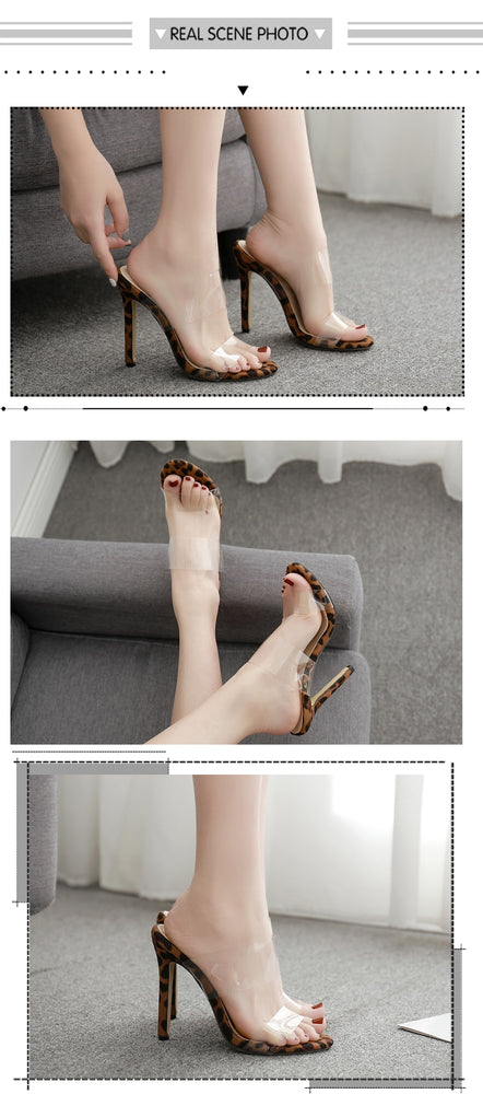 High Heels Shoe Summer Promotion