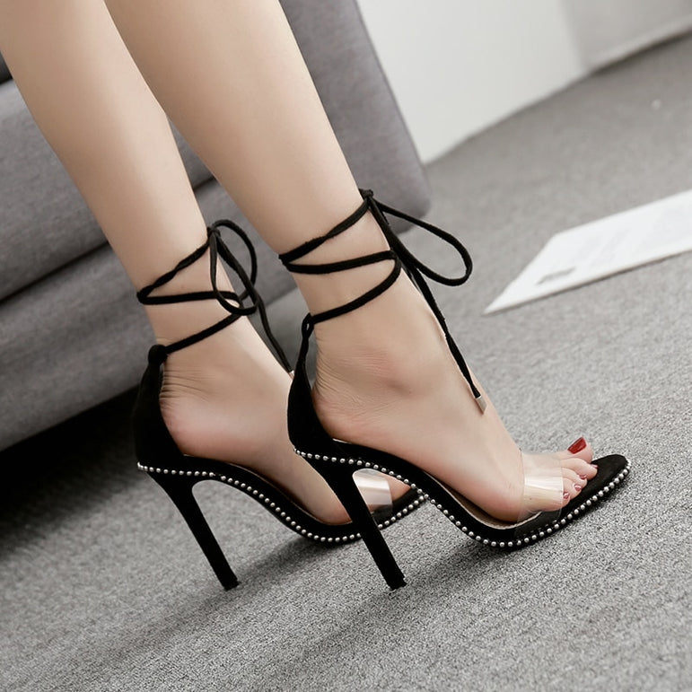 Ankle Strap Party Sandals
