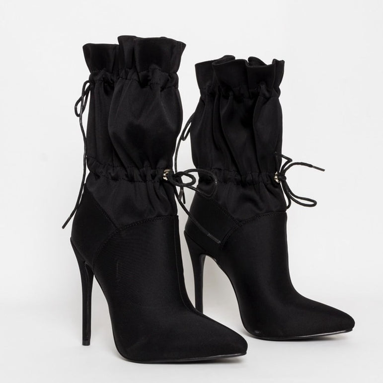 Ankle Boots Sexy Night Club