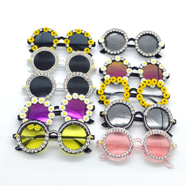 Gorgeous Sunglasses Crystal Diamond Handmade