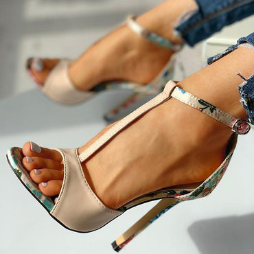 Ladies Increased Stiletto Super High Heel