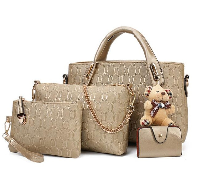 Leather Shoulder Handbags Fashion
