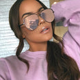 Oversize Luxury Shades Sunglasses