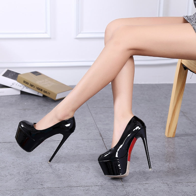 women Super High Heels