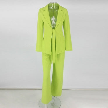 Ladies Office Sets Casual Suit