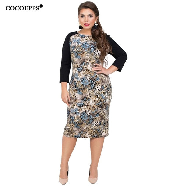 Elegant Autumn Winter loose long