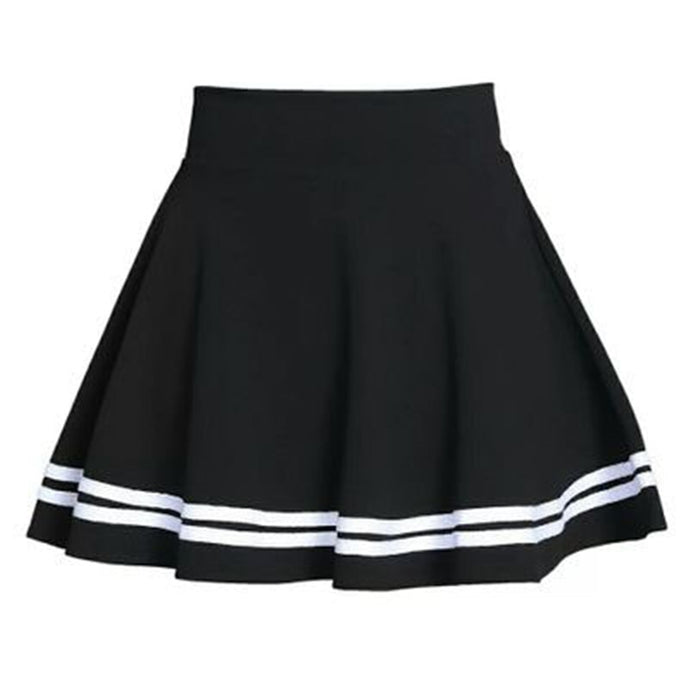 skirt elastic faldas ladies midi skirts