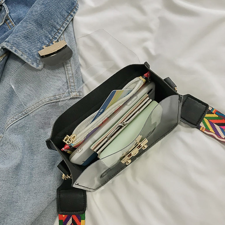 Clear Transparent Shoulder Bags