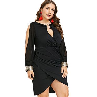 Plus Size Dress Party