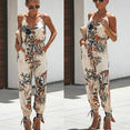 Strap Summer Rompers Jumpsuits
