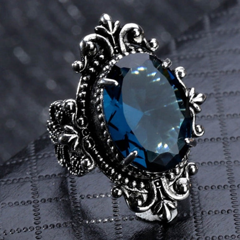 Stone Ring Crystal Ring
