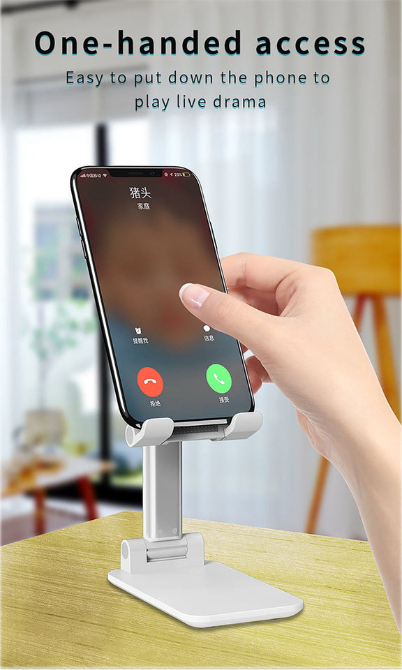 Desktop houder voor smartphone en tablet - Phone-case