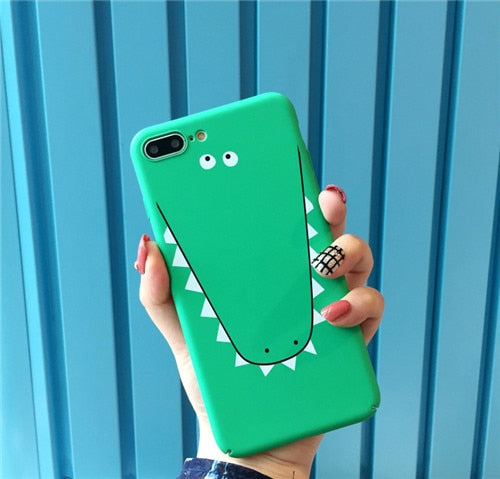 Crocodile case | iPhone 6/7/8/X - Phone-case