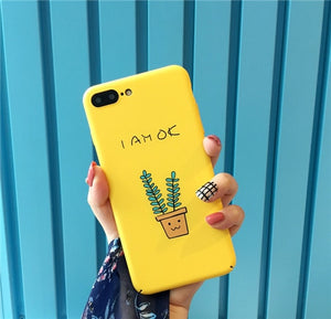 Cactus case | iPhone 6/7/8/X - Phone-case