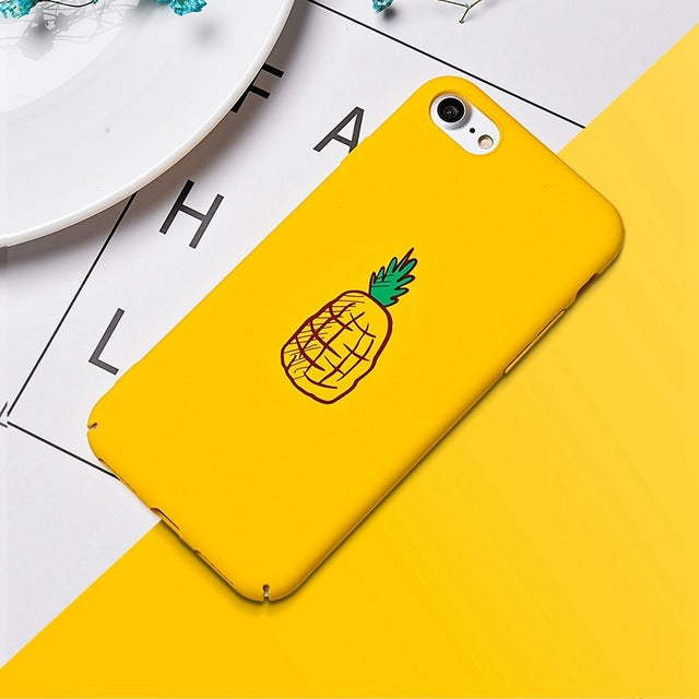 Pineapple case | iPhone 6/7/8/X - Phone-case