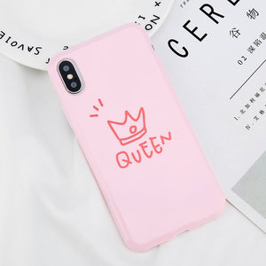 Queen case | iPhone 6/7/8/X - Phone-case