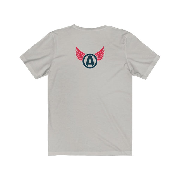 Aviator Dual Logo Short Sleeve Tee