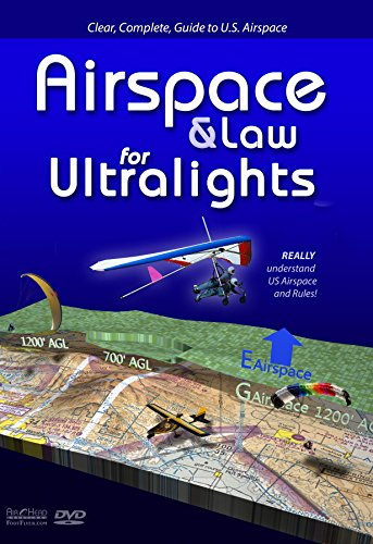 Airspace & Law for Ultralights DVDs