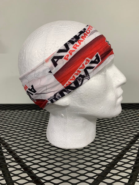 Aviator Paramotor Neck & Face Wrap